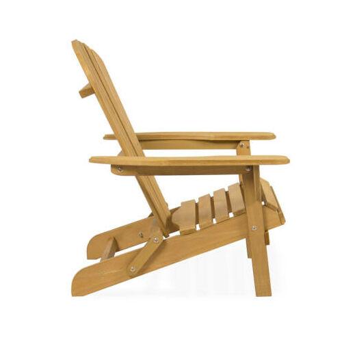Fa összecsukható kerti szék