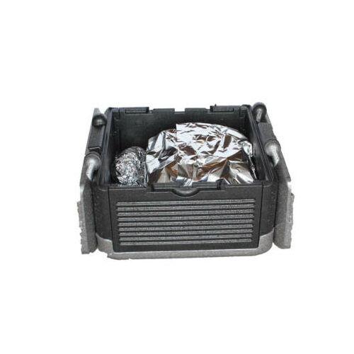 Hűtő és tároló doboz használatban