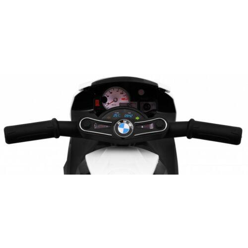BMW S1000 RR elektromos kisMotor gyerekeknek (3 kerekű) műszerfal