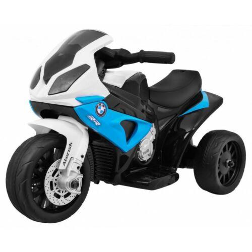 BMW S1000 RR elektromos kisMotor gyerekeknek (3 kerekű) kék