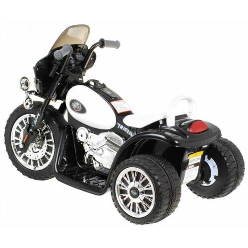 BMW K1300S elektromos kisMotor gyerekeknek (mini segédkerekekkel) felülről
