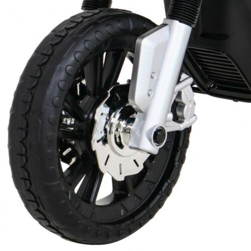Night Rider elektromos kisMotor gyerekeknek (segédkerekekkel) kerék