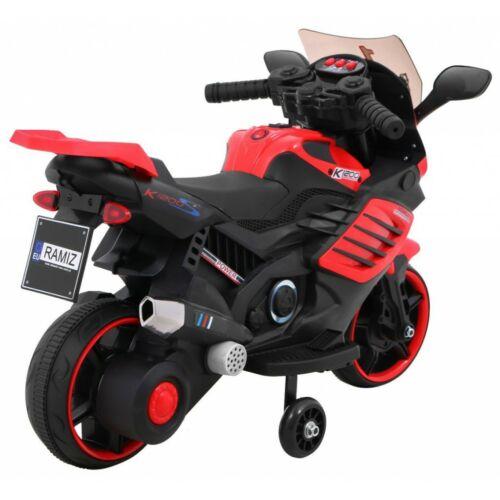 Power elektromos kisMotor gyerekeknek (segédkerekekkel)