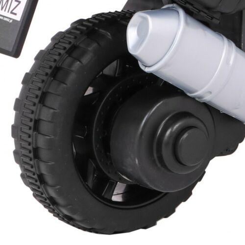 Elektromos kisMotor gyerekeknek (mini segédkerekekkel) hátsó kerék