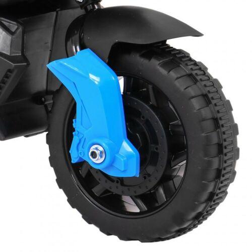 Elektromos kisMotor gyerekeknek (mini segédkerekekkel) első kerék