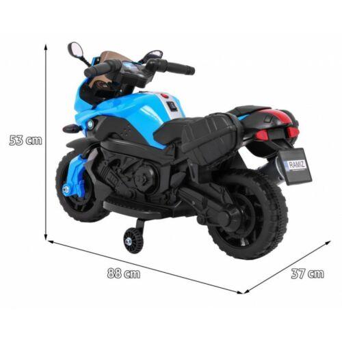 Elektromos kisMotor gyerekeknek (mini segédkerekekkel) méretei