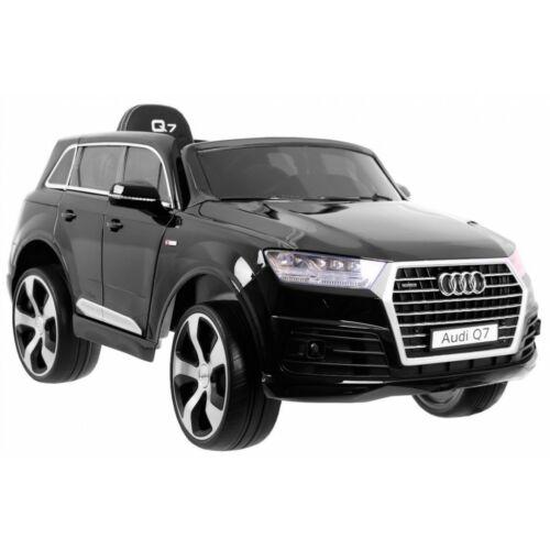Audi Q7 2.4G LIFT elektromos kisautó gyerekeknek (távirányítóval, 1 személyes) elölről