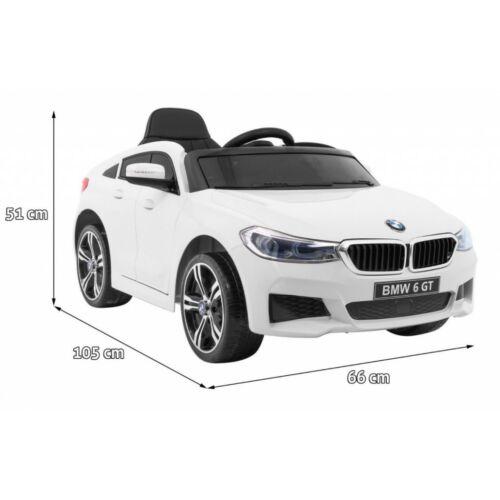 BMW 6 GT elektromos kisautó gyerekeknek (távirányítóval, 1 személyes) méretei