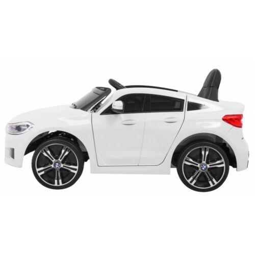 BMW 6 GT elektromos kisautó gyerekeknek (távirányítóval, 1 személyes) oldalról