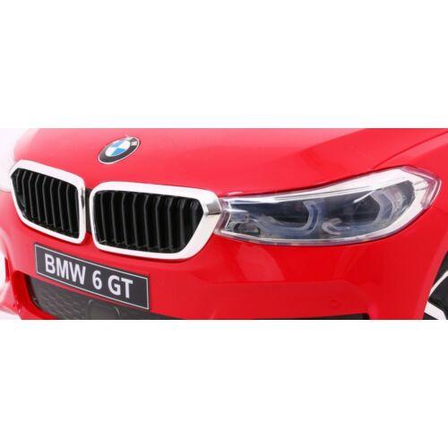 BMW 6 GT elektromos kisautó gyerekeknek (távirányítóval, 1 személyes) lámpa