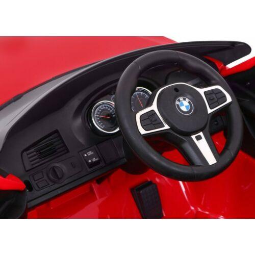 BMW 6 GT elektromos kisautó gyerekeknek (távirányítóval, 1 személyes) műszerfal