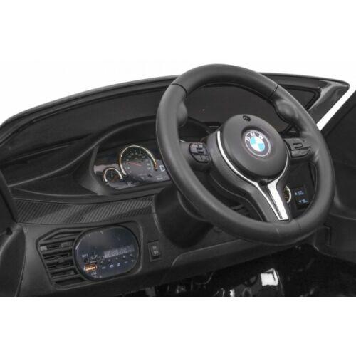 BMW X6M elektromos kisautó gyerekeknek (távirányítóval, 1 személyes) műszerfal