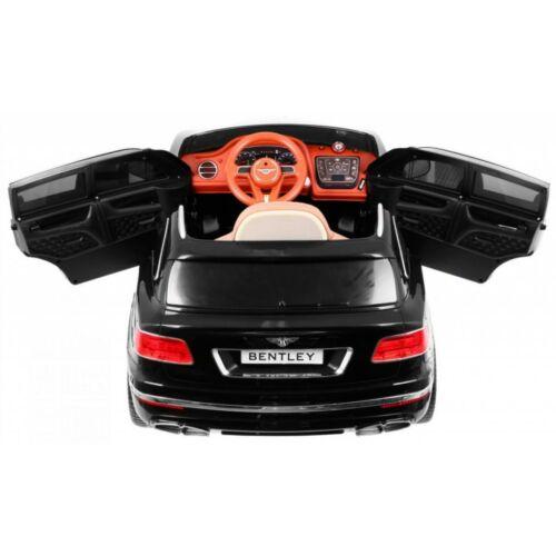 Bentley Bentayga elektromos kisautó gyerekeknek (távirányítóval, 1 személyes) felülről