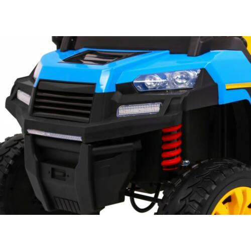 Farmer elektromos kisteherautó gyerekeknek (távirányítóval, 1 személyes) elölről