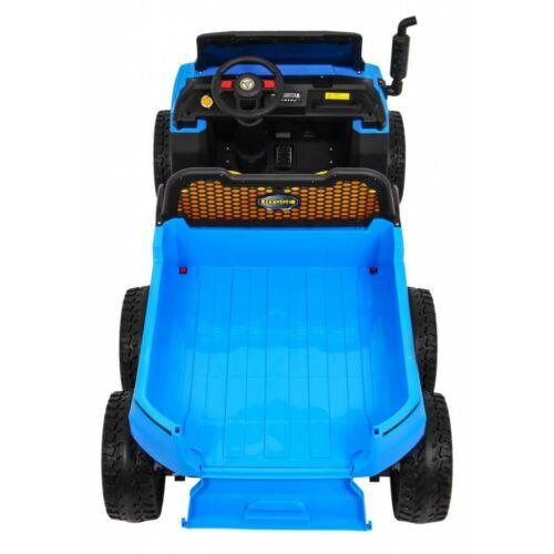 Farmer elektromos kisteherautó gyerekeknek (távirányítóval, 1 személyes) felülről