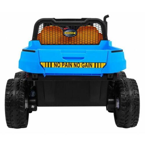 Farmer elektromos kisteherautó gyerekeknek (távirányítóval, 1 személyes) hátulról