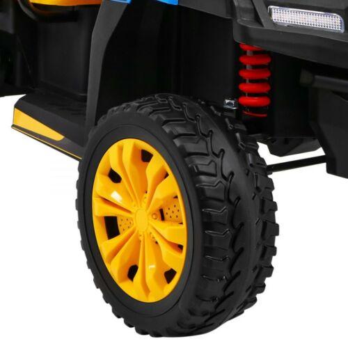 Farmer elektromos kisteherautó gyerekeknek (távirányítóval, 1 személyes) kerék