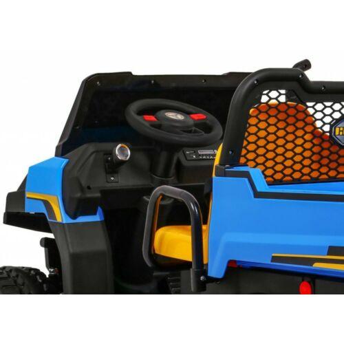 Farmer elektromos kisteherautó gyerekeknek (távirányítóval, 1 személyes) műszerfal
