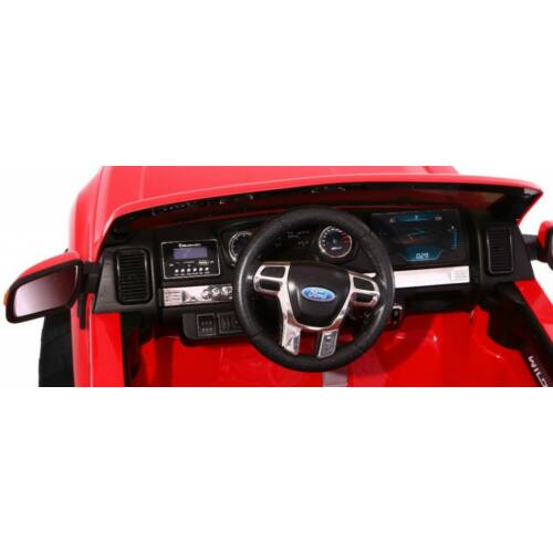 Ford Ranger Lift 4x4 elektromos kisautó gyerekeknek (távirányítóval, 1 személyes) műszerfal