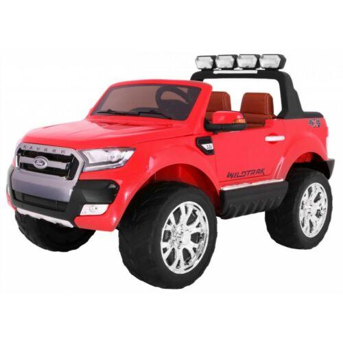 Ford Ranger Lift 4x4 elektromos kisautó gyerekeknek (távirányítóval, 1 személyes) piros
