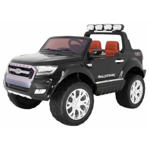 Ford Ranger Lift 4x4 elektromos kisautó gyerekeknek (távirányítóval, 1 személyes) fekete
