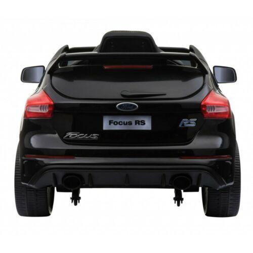 Ford Focus RS elektromos kisautó gyerekeknek (távirányítóval, 1 személyes) hátulról