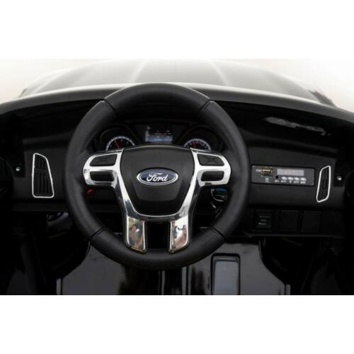 Ford Focus RS elektromos kisautó gyerekeknek (távirányítóval, 1 személyes) műszerfal