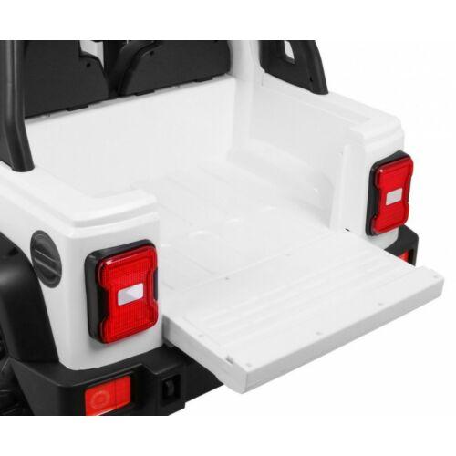 AllRoad 4 x 4 elektromos kisautó gyerekeknek (távirányítóval, 2 személyes) csomagtartó ajtó