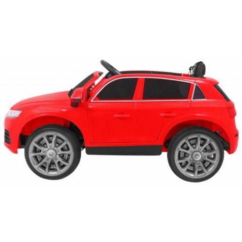 Audi Q5-SUV LIFT elektromos kisautó gyerekeknek (távirányítóval, 1 személyes) oldalról