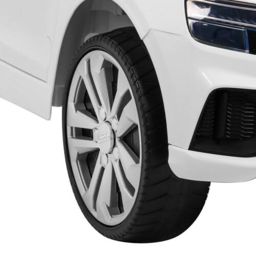 Audi Q8 elektromos kisautó gyerekeknek (távirányítóval, 1 személyes) kerekei