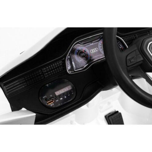 Audi Q8 elektromos kisautó gyerekeknek (távirányítóval, 1 személyes) műszerfal