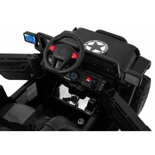 Full Time off-road 4WD elektromos kisautó gyerekeknek (távirányítóval, 1 személyes) műszerfal