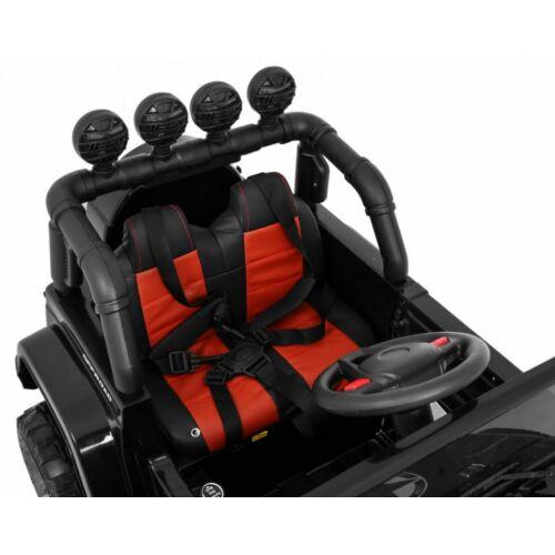 Full Time off-road 4WD elektromos kisautó gyerekeknek (távirányítóval, 1 személyes) ülés