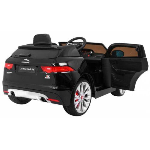 Jaguar F-Pace elektromos kisautó gyerekeknek (távirányítóval, 1 személyes) oldalról