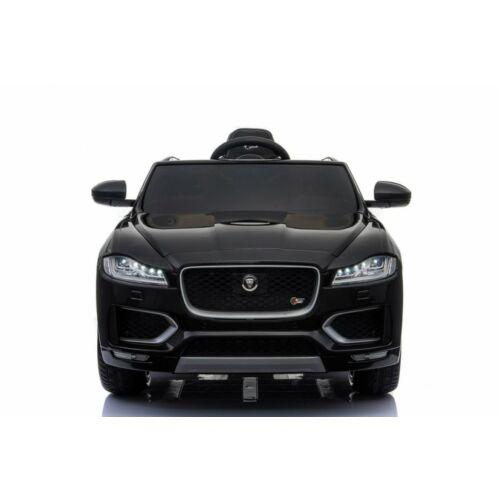 Jaguar F-Pace elektromos kisautó gyerekeknek (távirányítóval, 1 személyes) szemből