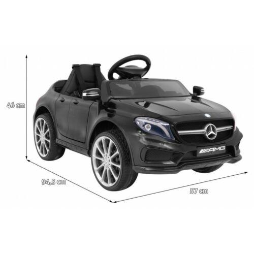 Mercedes AMG GLA-45 elektromos kisautó gyerekeknek (távirányítóval, 1 személyes) méretek