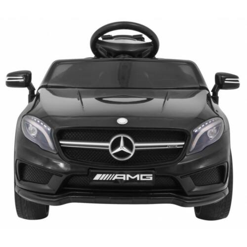 Mercedes AMG GLA-45 elektromos kisautó gyerekeknek (távirányítóval, 1 személyes) elölről