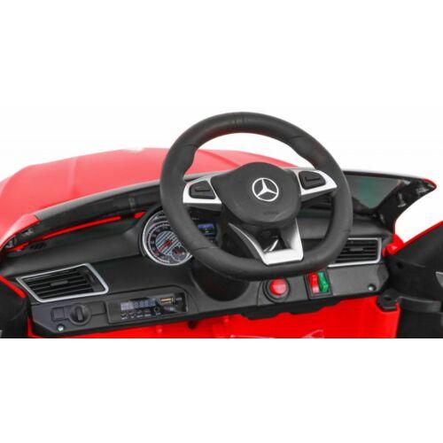 Mercedes GLE 63 AMG elektromos kisautó gyerekeknek (távirányítóval, 1 személyes) műszerfal