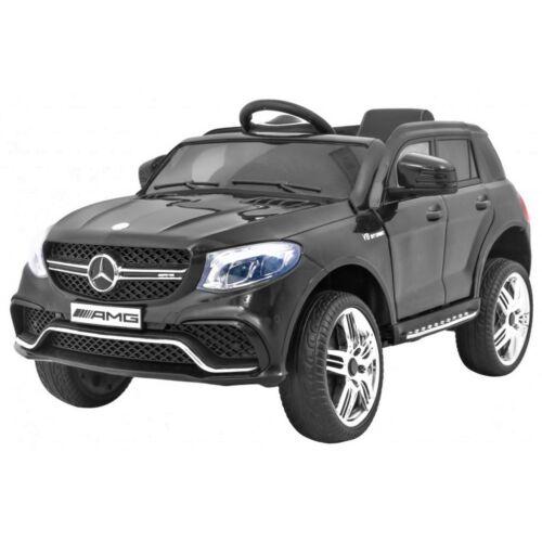 Mercedes GLE 63 AMG elektromos kisautó gyerekeknek (távirányítóval, 1 személyes) fekete