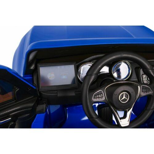 Mercedes BENZ X-Class elektromos kisautó gyerekeknek (távirányítóval, 1 személyes) műszerfal