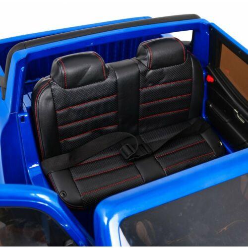 Mercedes BENZ X-Class elektromos kisautó gyerekeknek (távirányítóval, 1 személyes) ülés