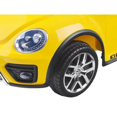 Volkswagen Bogár elektromos kisautó gyerekeknek (távirányítóval, 1 személyes) első lámpa