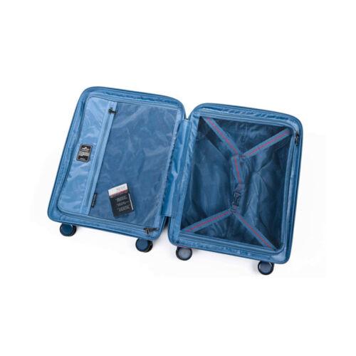 Yearz By March Bel Air bőrönd belső