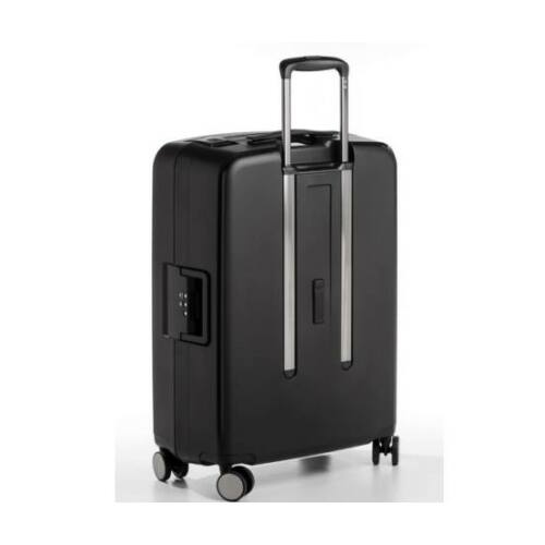 Yearz By March Bon Voyage bőrönd (cipzár nélküli) hátulról