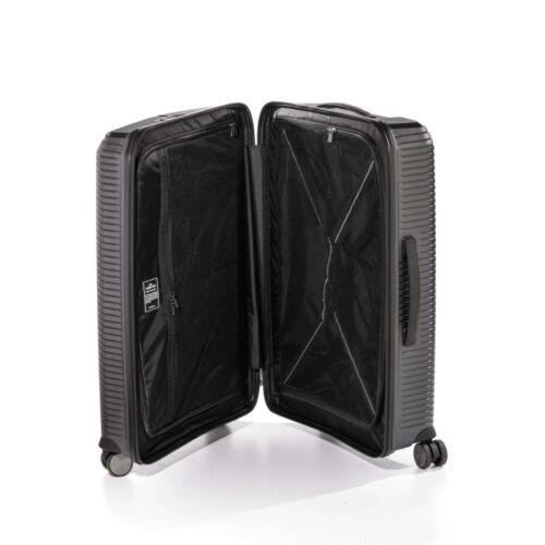 Yearz By March Canyon bőrönd (törhetetlen, vízhatlan cipzár) fekete belső
