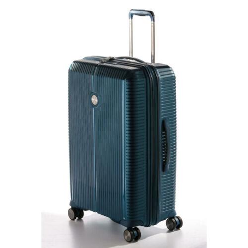 Yearz By March Canyon bőrönd (törhetetlen, vízhatlan cipzár) kék oldalról
