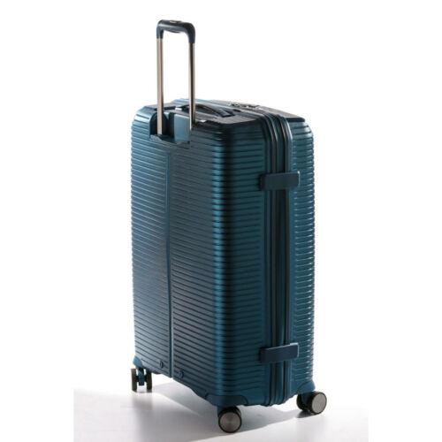 Yearz By March Canyon bőrönd (törhetetlen, vízhatlan cipzár) kék hátulról