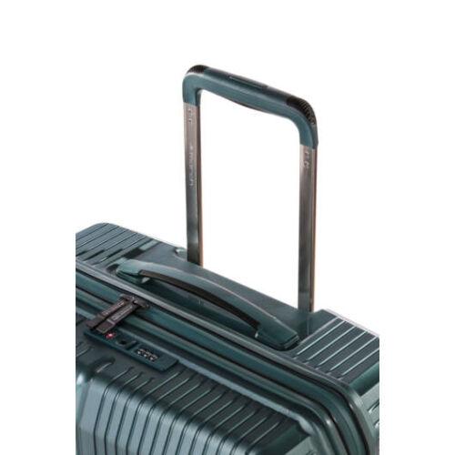 Yearz By March Canyon bőrönd (törhetetlen, vízhatlan cipzár) zöld húzókar