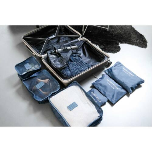 Yearz By March bőröndrendező szett (6 db-os)