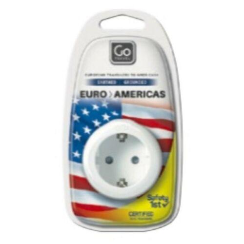 Konnektor átalakító európairól amerikaira